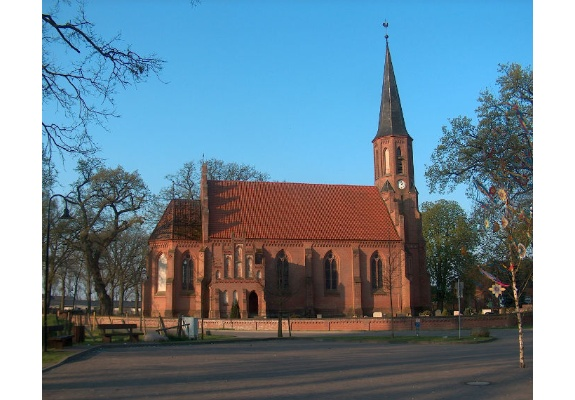 Kirche in Banzkow