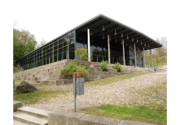 Sporthalle in Crivitz